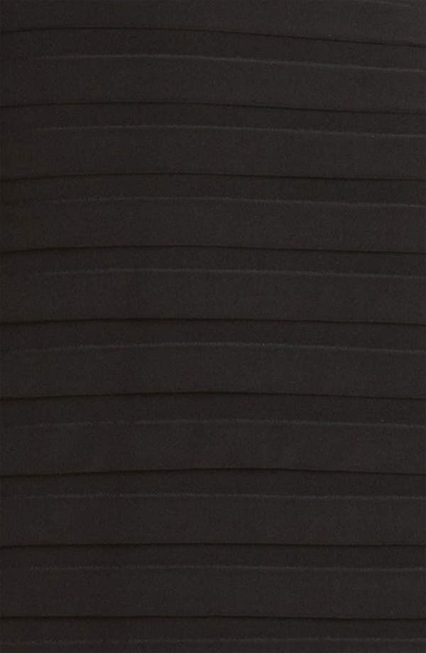 Alternate Image 3  - Adrianna Papell Pleated Jersey Sheath Dress (Regular & Petite)