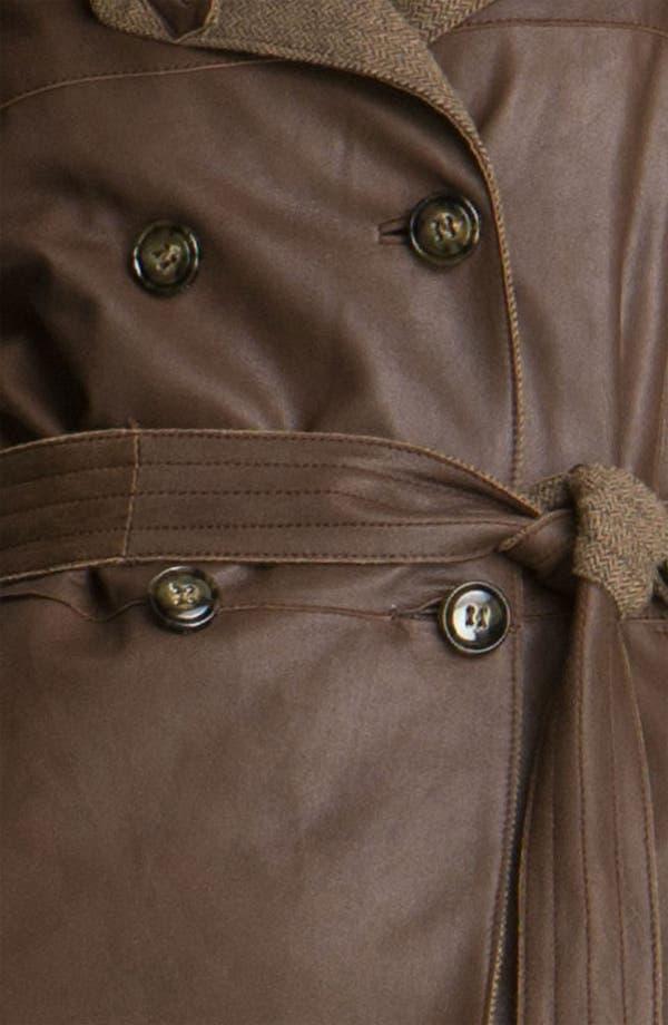 Alternate Image 3  - Weekend Max Mara 'Alvaro' Leather Jacket