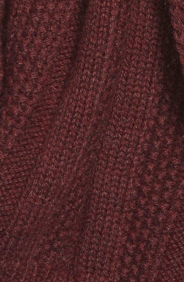Alternate Image 2  - UGG® Australia Textured Scarf