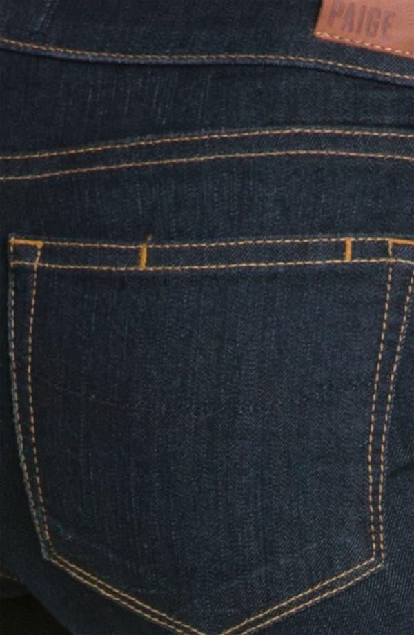 Alternate Image 3  - Paige Denim 'Verdugo' Stretch Skinny Jeans (Stream)
