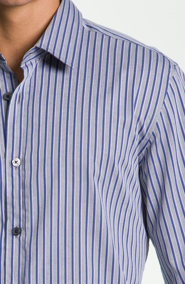 Alternate Image 3  - BOSS Black 'Lucas' Regular Fit Sport Shirt