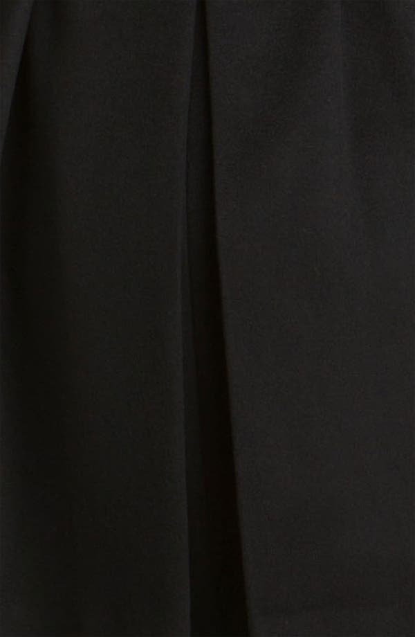 Alternate Image 3  - George Simonton Couture Belted Swing Coat