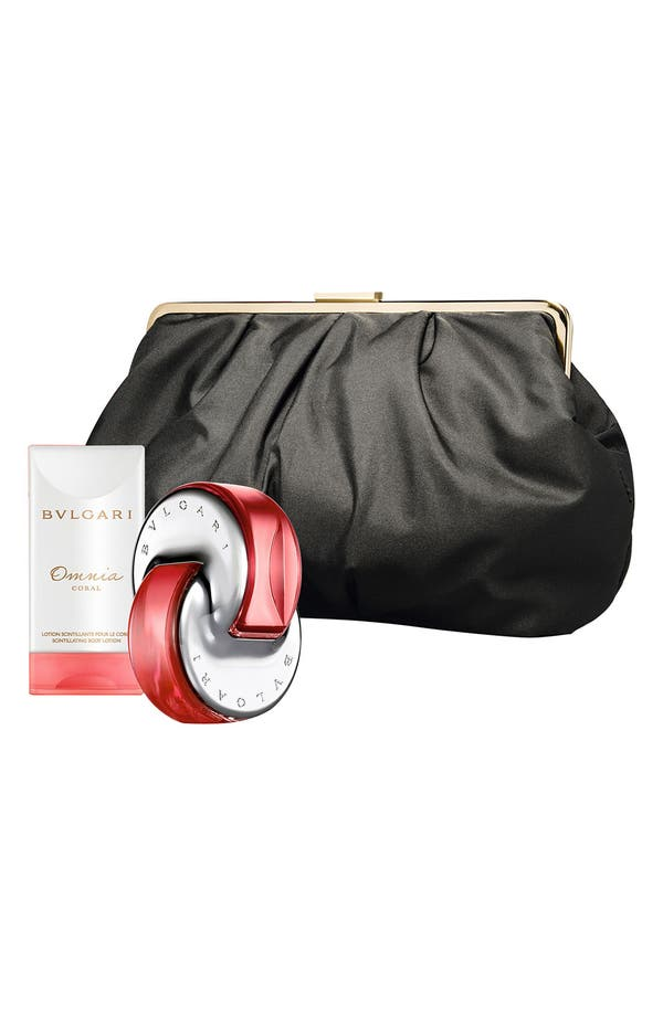 Alternate Image 2  - BVLGARI 'Omnia Coral' Gift Set ($126 Value)