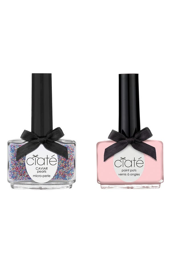 Alternate Image 1 Selected - Ciaté 'Caviar Manicure™ - Rainbow' Set