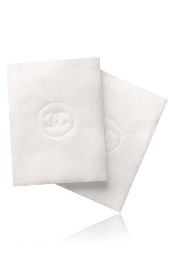 Main Image - CHANEL LE COTON  Extra Soft Cotton Pads