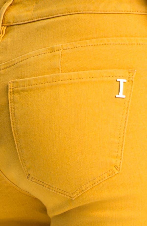 Alternate Image 3  - Isaac Mizrahi Jeans 'Samantha' Colored Skinny Jeans