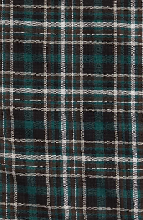 Alternate Image 4  - The Tie Bar Plaid Cotton Flannel Pocket Square
