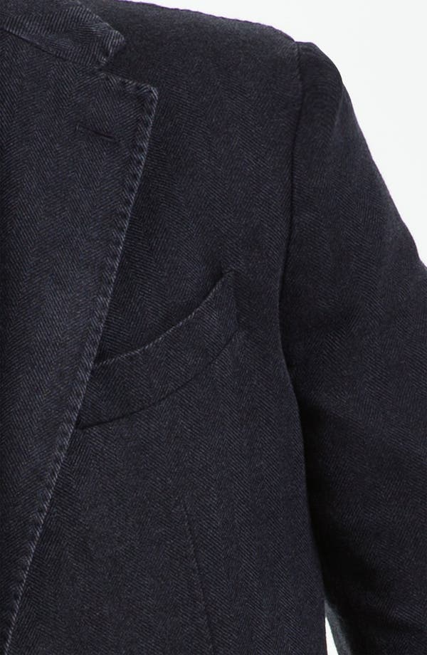 Alternate Image 3  - Canali Wool & Cashmere Sportcoat