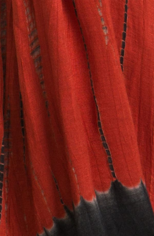 Alternate Image 2  - Eileen Fisher Shibori Scarf