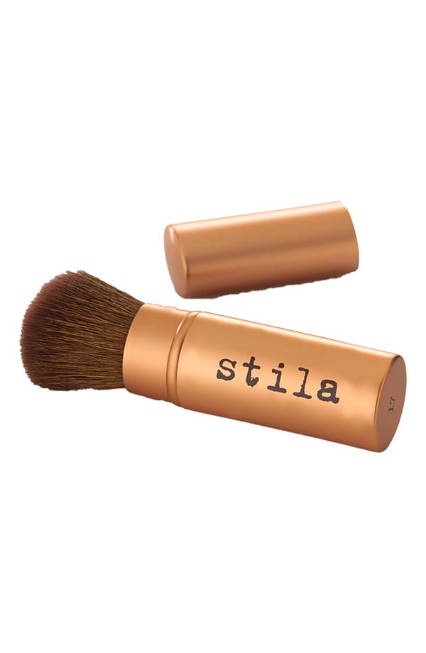 Alternate Image 1 Selected - stila #17 retractable bronzing brush