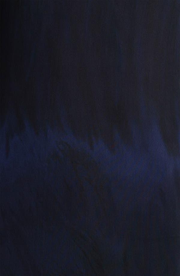 Alternate Image 3  - Versus Stripe Sheer Mesh Dress