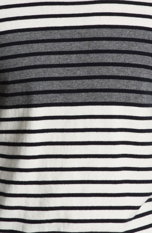 Alternate Image 3  - rag & bone 'Patagonia' Stripe Crewneck Sweater