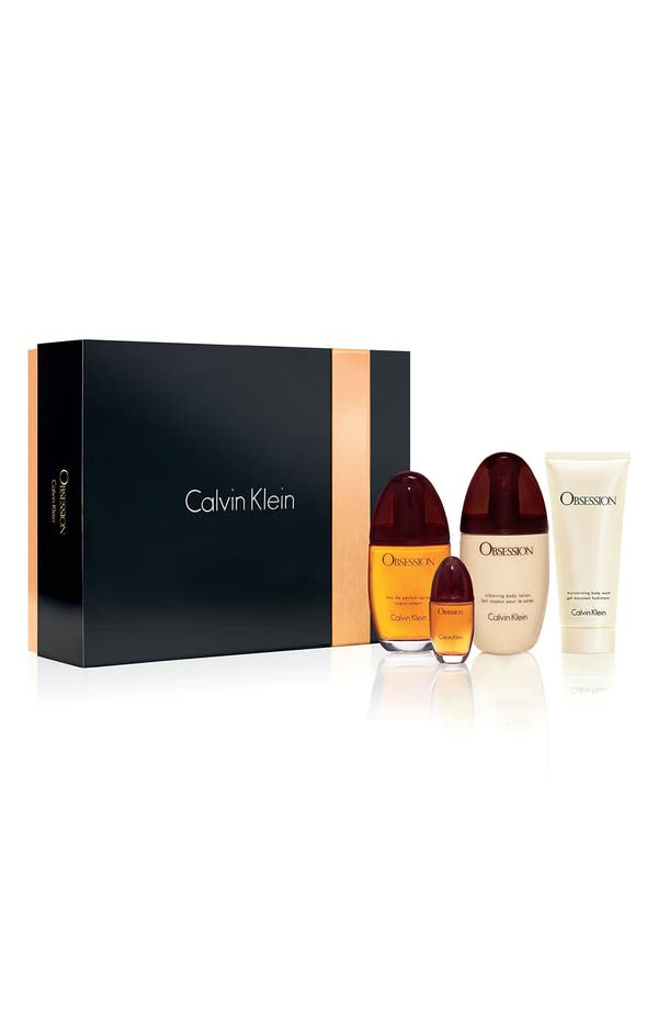 Alternate Image 1 Selected - Obsession by Calvin Klein Gift Set ($147 Value)