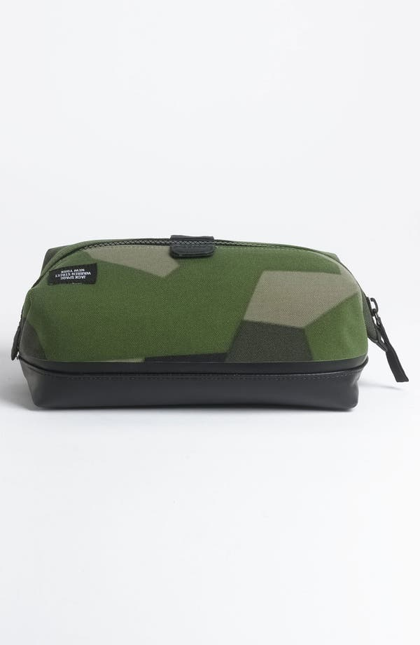 Alternate Image 2  - Jack Spade Camo Travel Kit