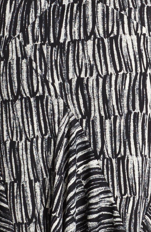 Alternate Image 3  - Cut25 Print Jersey Dress