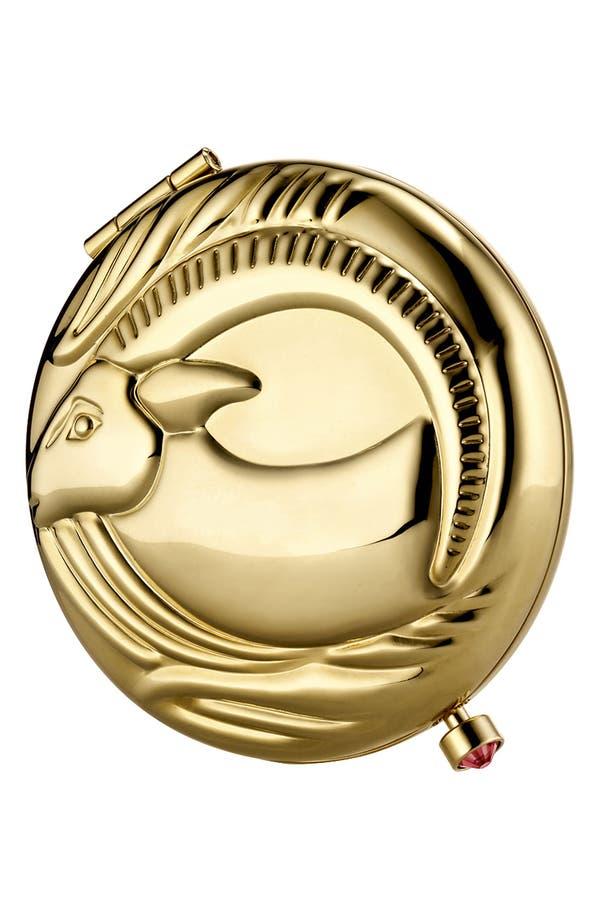 Alternate Image 1 Selected - Estée Lauder 'Capricorn' Zodiac Powder Compact