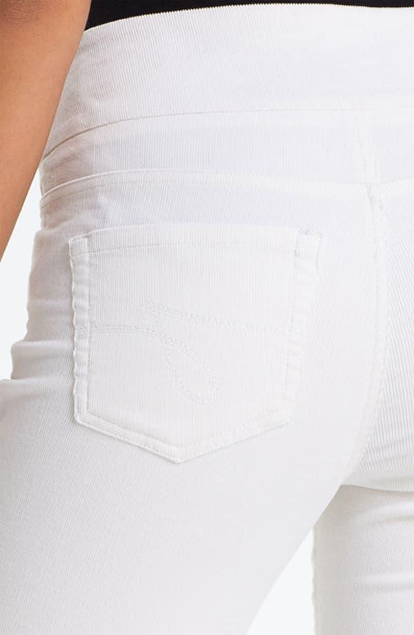 Alternate Image 3  - Jag Jeans 'Peri' Straight Leg Corduroy Pants (Petite)