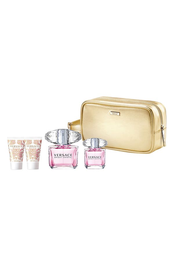 Alternate Image 2  - Versace 'Bright Crystal' Fragrance Set ($170 Value)