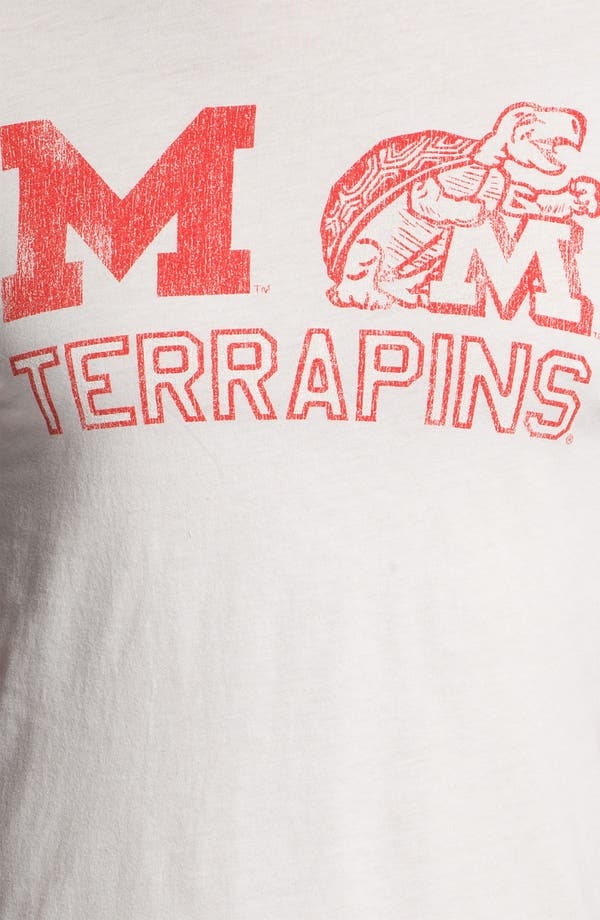 Alternate Image 3  - The Original Retro Brand 'Maryland Terrapins' T-Shirt