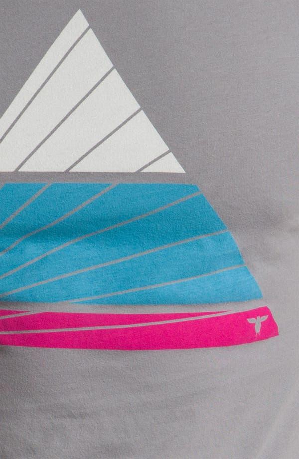 Alternate Image 3  - Topo Ranch 'Wringer Wash Pyramid' Graphic T-Shirt