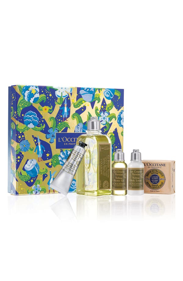 Alternate Image 1 Selected - L'Occitane 'Invigorating Verbena' Collection ($54 Value)