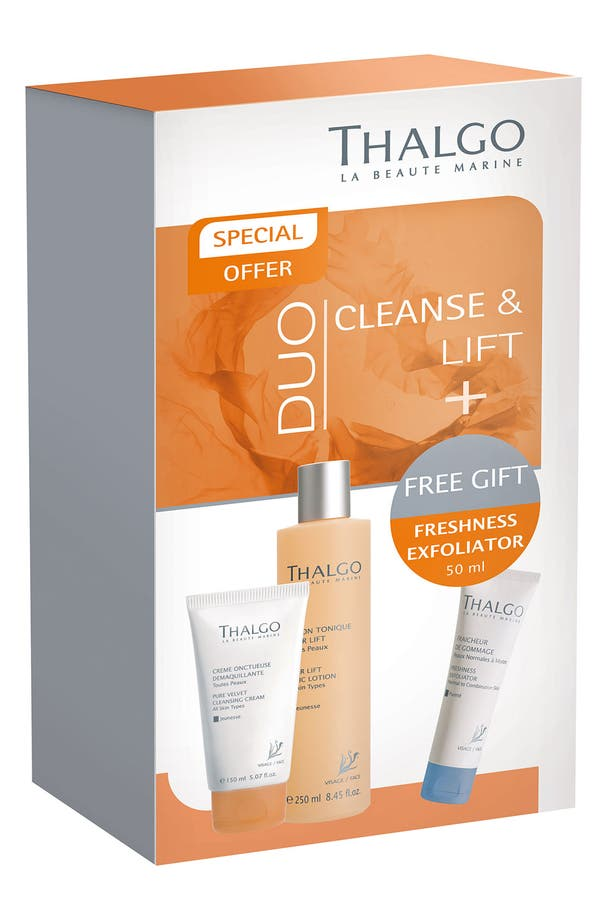 Alternate Image 2  - Thalgo 'Cleanse & Lift' Set ($112 Value)