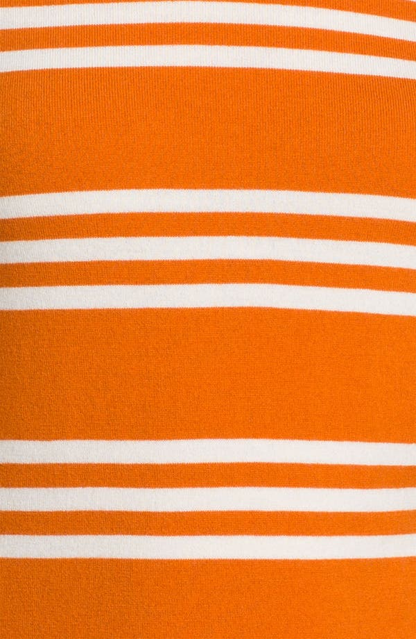 Alternate Image 3  - Theory 'Tommie' Stripe Sweater