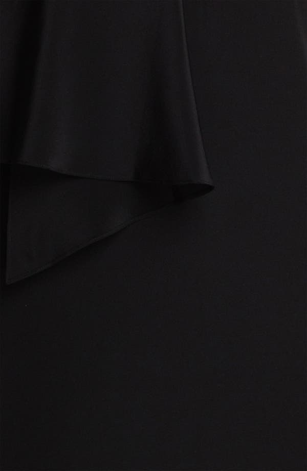Alternate Image 3  - Tibi Draped Front Silk Dress