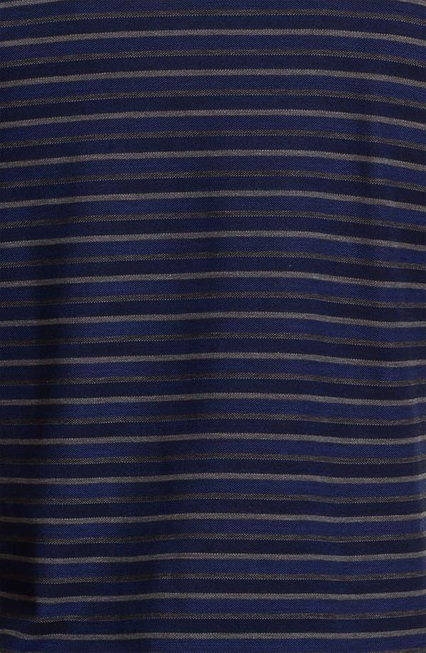 Alternate Image 3  - Versace Short Sleeve Polo Shirt