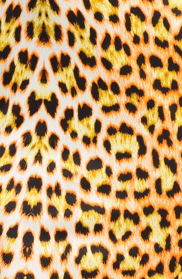 Alternate Image 3  - Just Cavalli Leopard Print Tank Dress