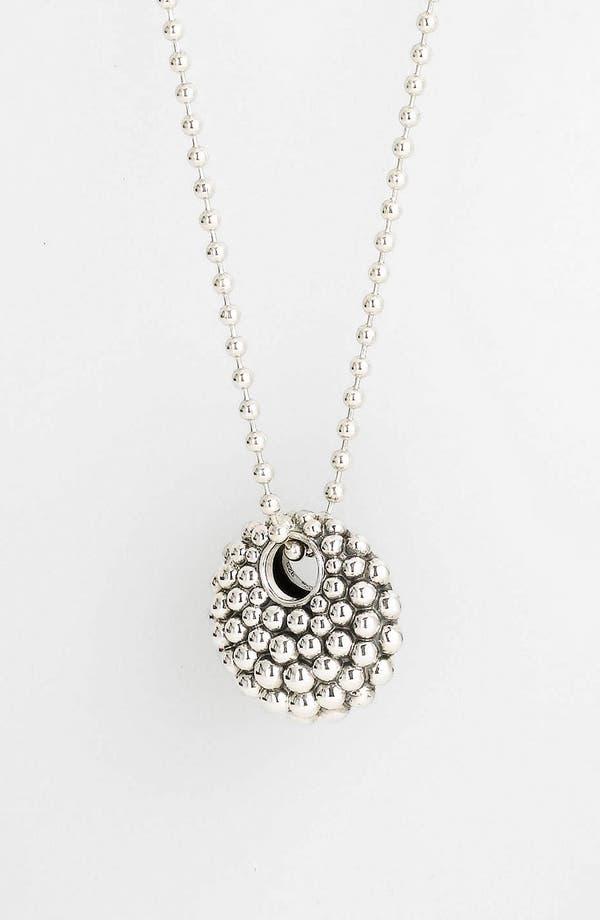 Alternate Image 2  - LAGOS 'Bold' Caviar Long Pendant Necklace