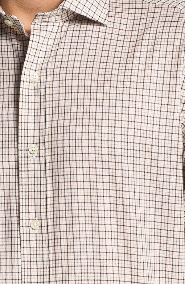 Alternate Image 3  - Polo Ralph Lauren Custom Fit Poplin Sport Shirt