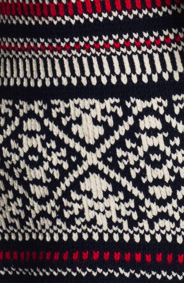 Alternate Image 3  - Free People 'Annabelle' Nordic Knit Cardigan