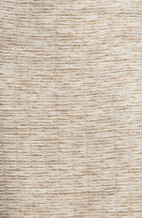 Alternate Image 5  - St. John Collection Shimmer Knit Pencil Skirt
