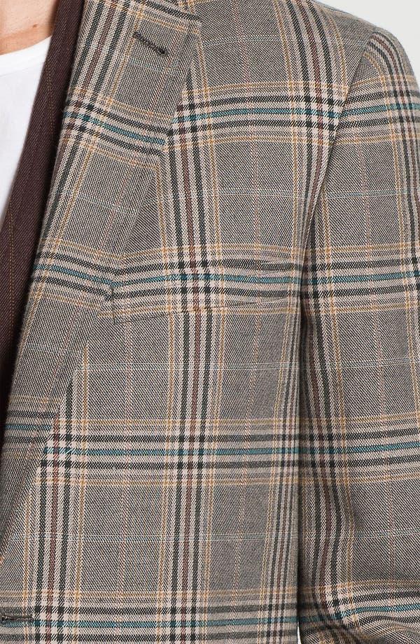 Alternate Image 3  - 1901 Cotton Blazer