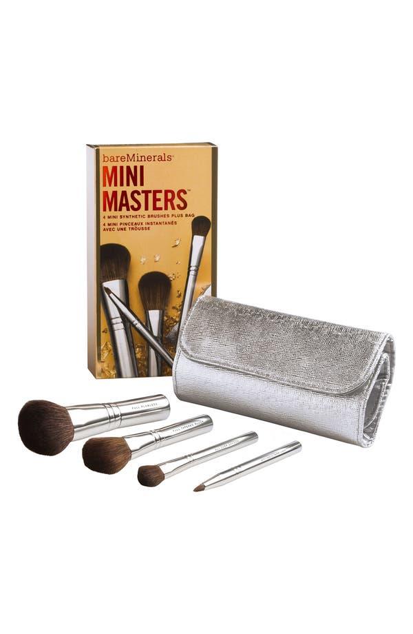 Main Image - bareMinerals® 'Mini Masters' Brush Collection