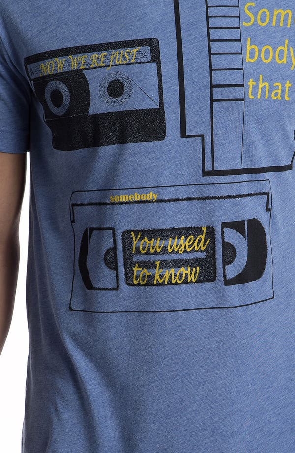 Alternate Image 3  - DiLascia 'Somebody I Used to Know' Graphic T-Shirt