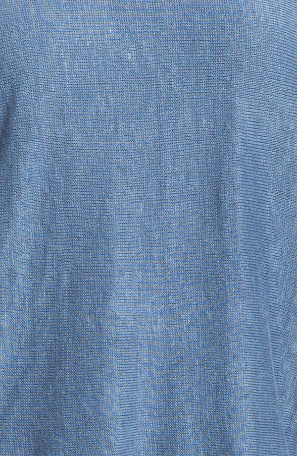 Alternate Image 3  - Eileen Fisher Lightweight Linen Tunic