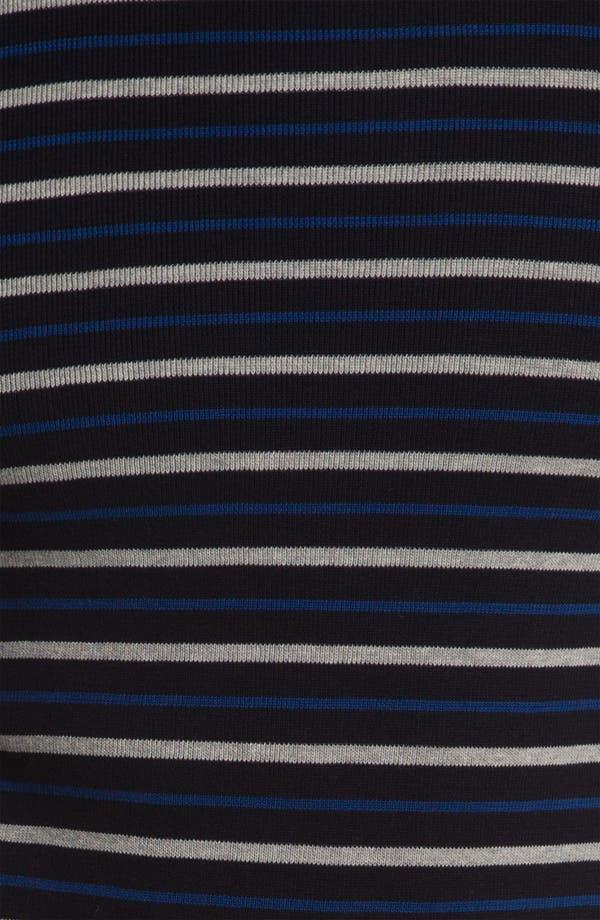 Alternate Image 3  - Vince Stripe Crewneck Sweater