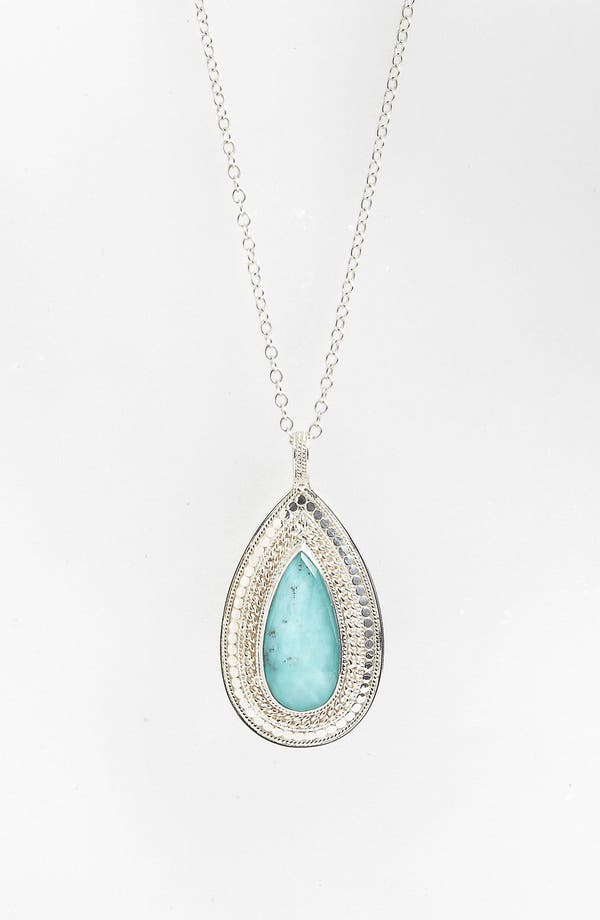Alternate Image 2  - Anna Beck 'Gili' Teardrop Pendant Necklace