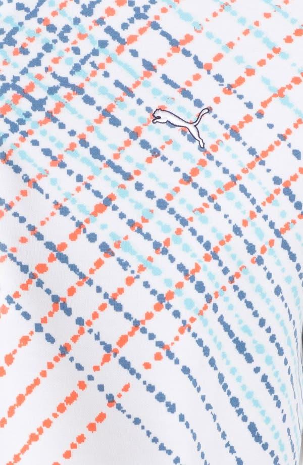 Alternate Image 3  - PUMA GOLF 'Popover' Quarter Zip Pullover