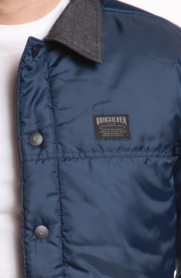 Alternate Image 6  - Quiksilver 'Convoy' Reversible Jacket