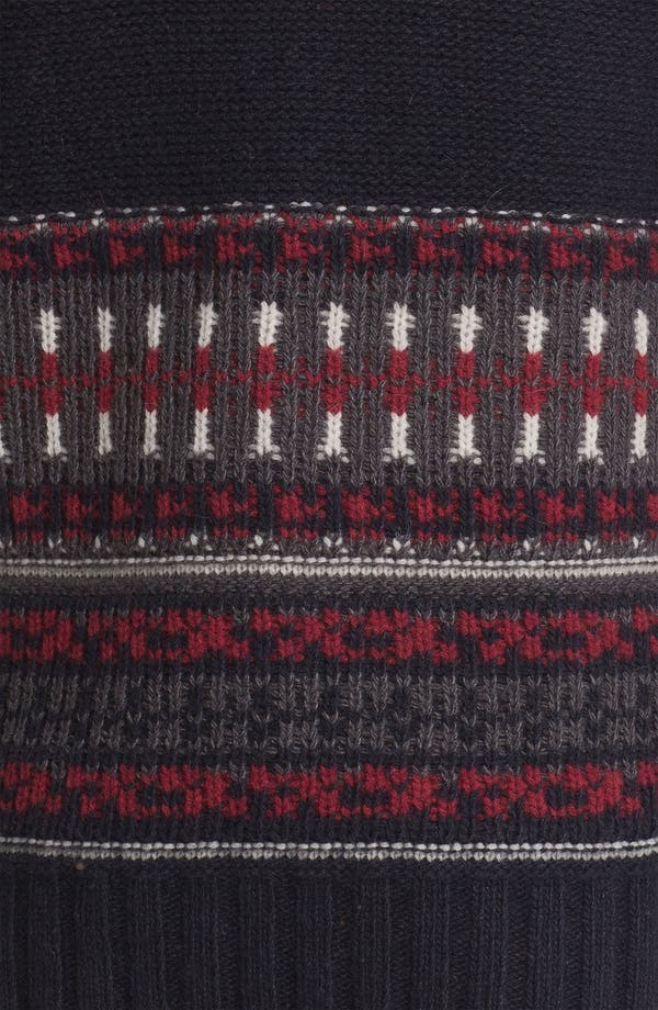 Alternate Image 3  - BOSS Orange 'Abad' Fair Isle Cardigan