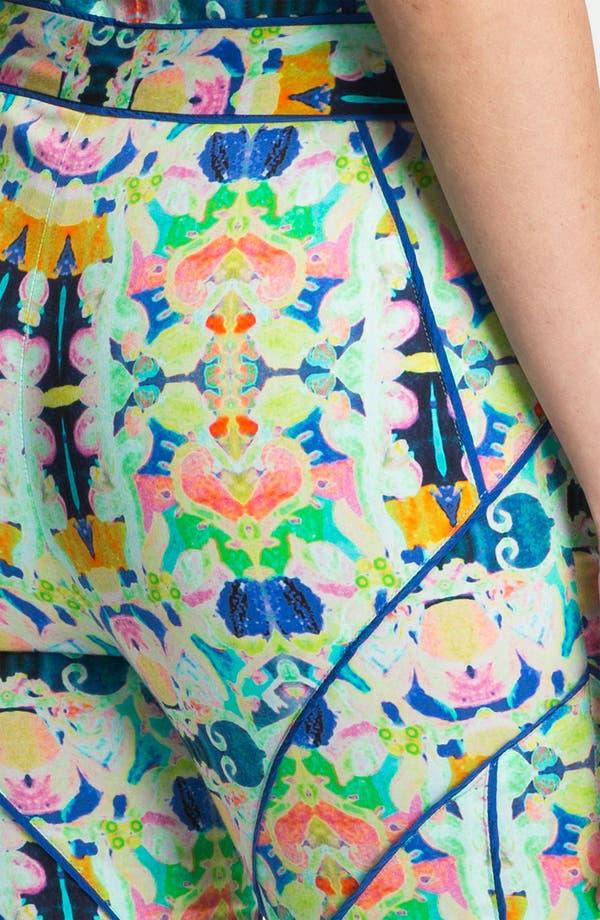 Alternate Image 3  - Milly Crop Skinny Pants