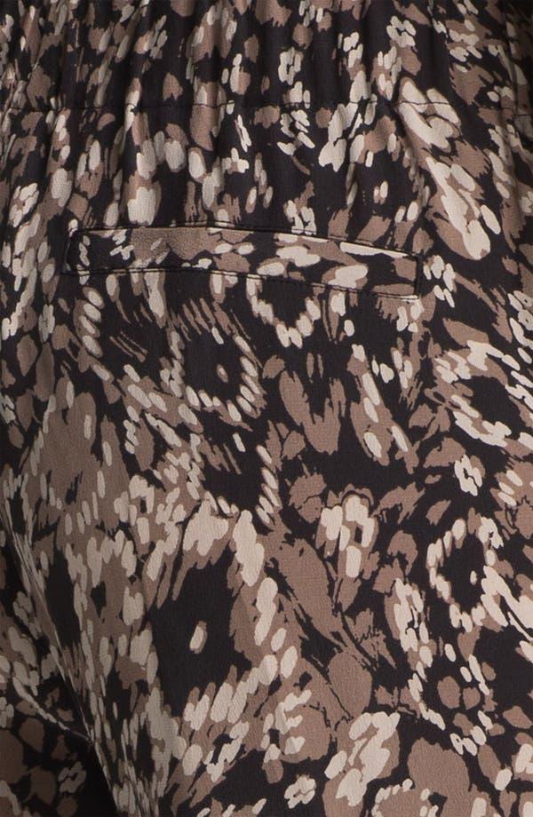 Alternate Image 3  - Rachel Zoe 'Mona' Pintucked Silk Pants