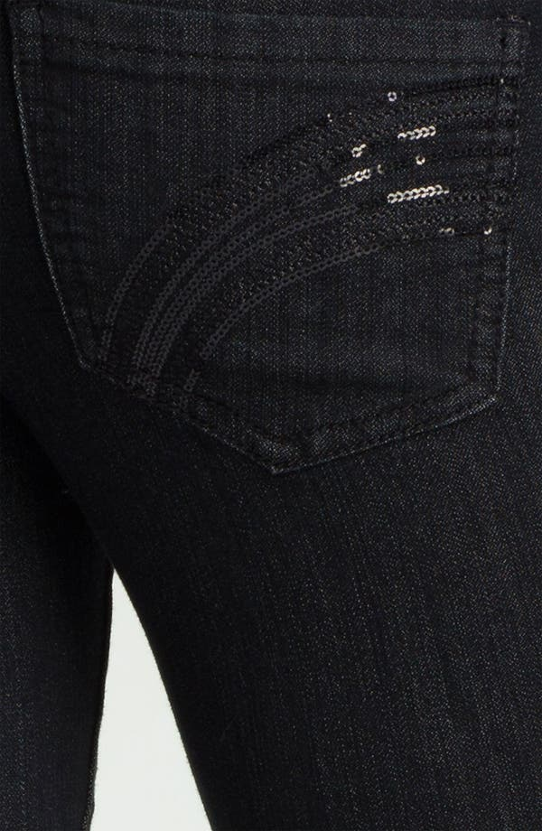 Alternate Image 3  - Jag Jeans 'Tatum' Pull On Straight Leg Jeans (Petite)