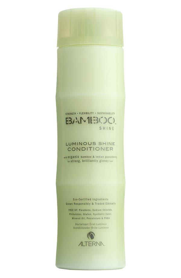 Alternate Image 1 Selected - ALTERNA® Bamboo Shine Luminous Shine Conditioner