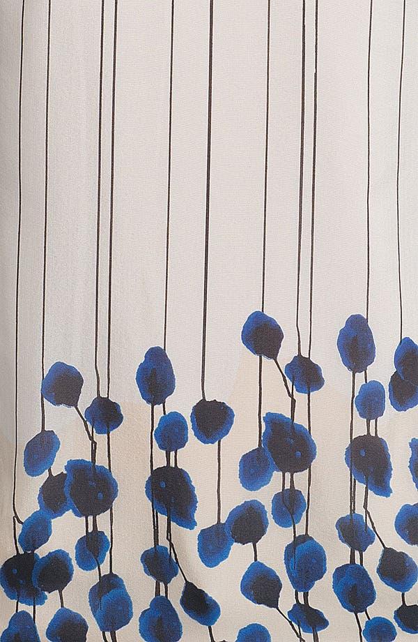 Alternate Image 3  - Diane von Furstenberg 'Robyn' Print Silk Blouse