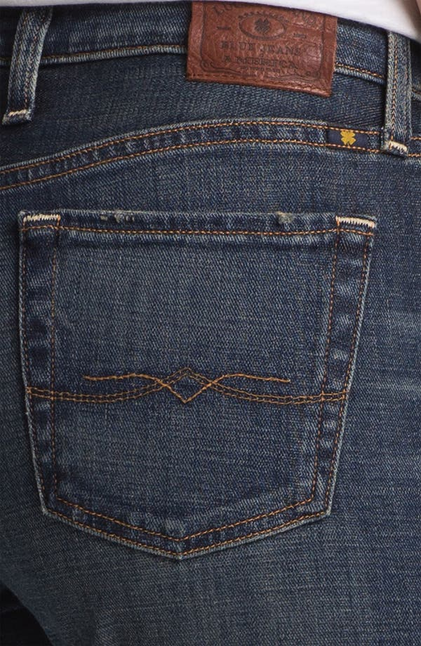 Alternate Image 3  - Lucky Brand 'Sienna' Tomboy Crop Jeans