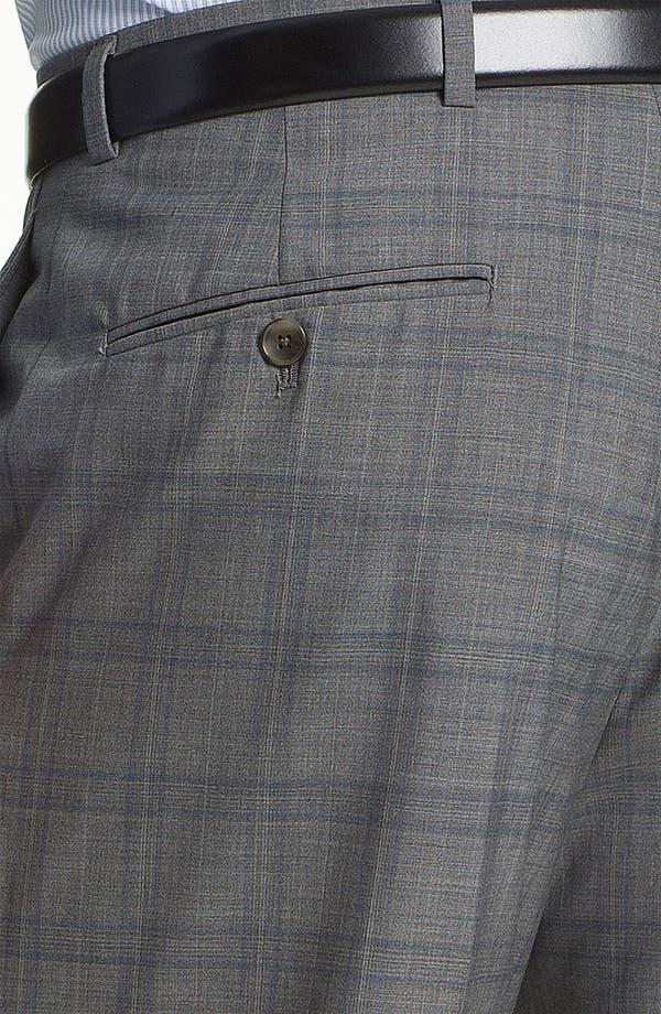 Alternate Image 6  - Hart Schaffner Marx Plaid Wool Suit